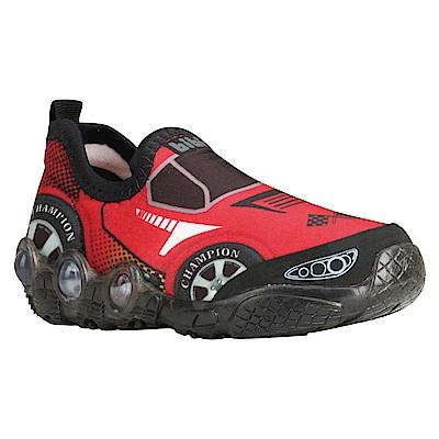 巴西BiBi童鞋_LED發光系列休閒鞋-酷車車545151