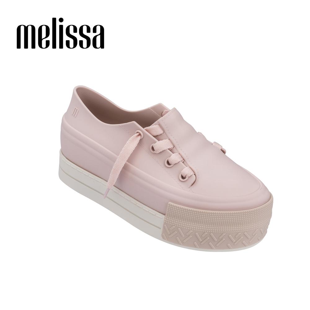 Melissa 休閒厚底鞋-粉色