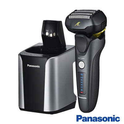 Panasonic 國際牌 3D全方位浮動式五刀頭超高速電動刮鬍刀 ES-LV97-K