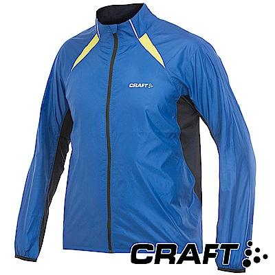 【瑞典CRAFT】男 PR輕量防潑水外套-『深藍』1900639