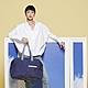 satana - Soldier 好安心折疊式旅行袋 - 琉璃藍 product thumbnail 1