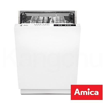 Amica 波蘭進口 ZIV-629ET 冷凝烘乾手洗單烘15人份全崁式洗碗機(不含安裝)