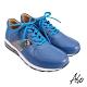 A.S.O 機能休閒 3D超動能透氣彈力氣囊休閒鞋-藍 product thumbnail 1