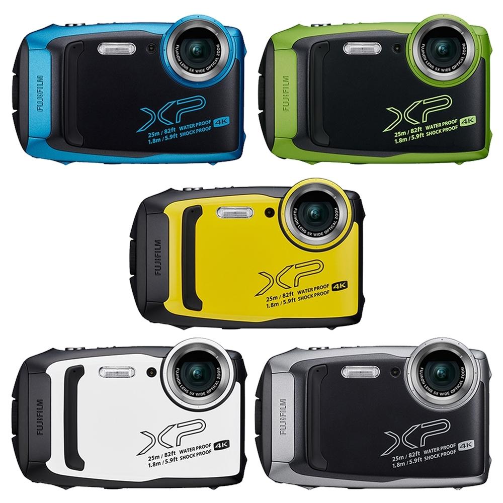 Fujifilm XP140 防水相機(公司貨)