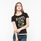 Hang Ten - 女裝 - ThermoContro假兩件T-Shirt - 黑
