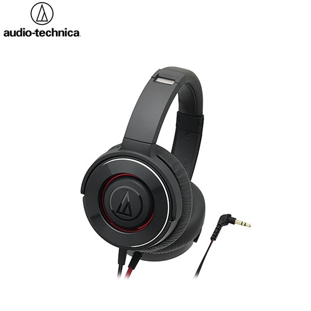日本鐵三角Audio-Technica密閉型耳罩式耳機ATH-WS550 @ Y!購物
