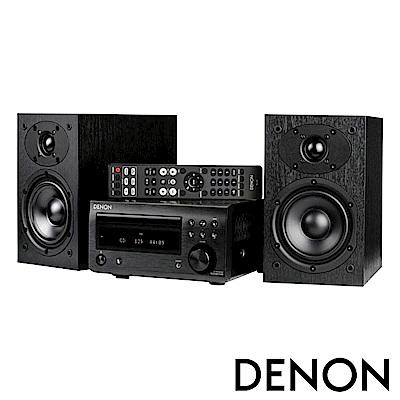 DENON CD藍牙Hi-Fi床頭音響組合D-M41