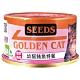 Seeds 聖萊西-GOLDEN CAT健康機能特級金貓罐-白身鮪魚幼貓特餐(80gX24罐) product thumbnail 1