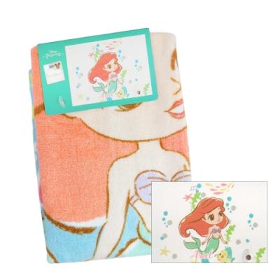 迪士尼公主系列童巾-小美人魚/美女與野獸/長髮公主-12入
