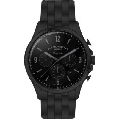 FOSSIL Forrester 計時時尚手錶(FS5697)-46mm