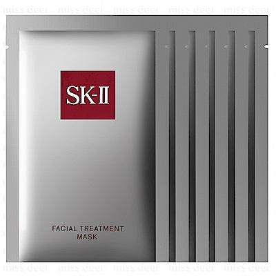 SK-II 青春敷面膜(單片) x6