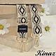 KINAZ 迷宮圖紋品牌質感寬版背帶-森林水道-帶我走系列 product thumbnail 1