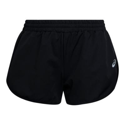 ASICS 女 LUMINOUS3.5英吋跑步短褲  2012B510-001