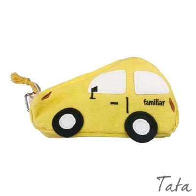 童裝 刺繡汽車造型小包 共三色 TATA KIDS