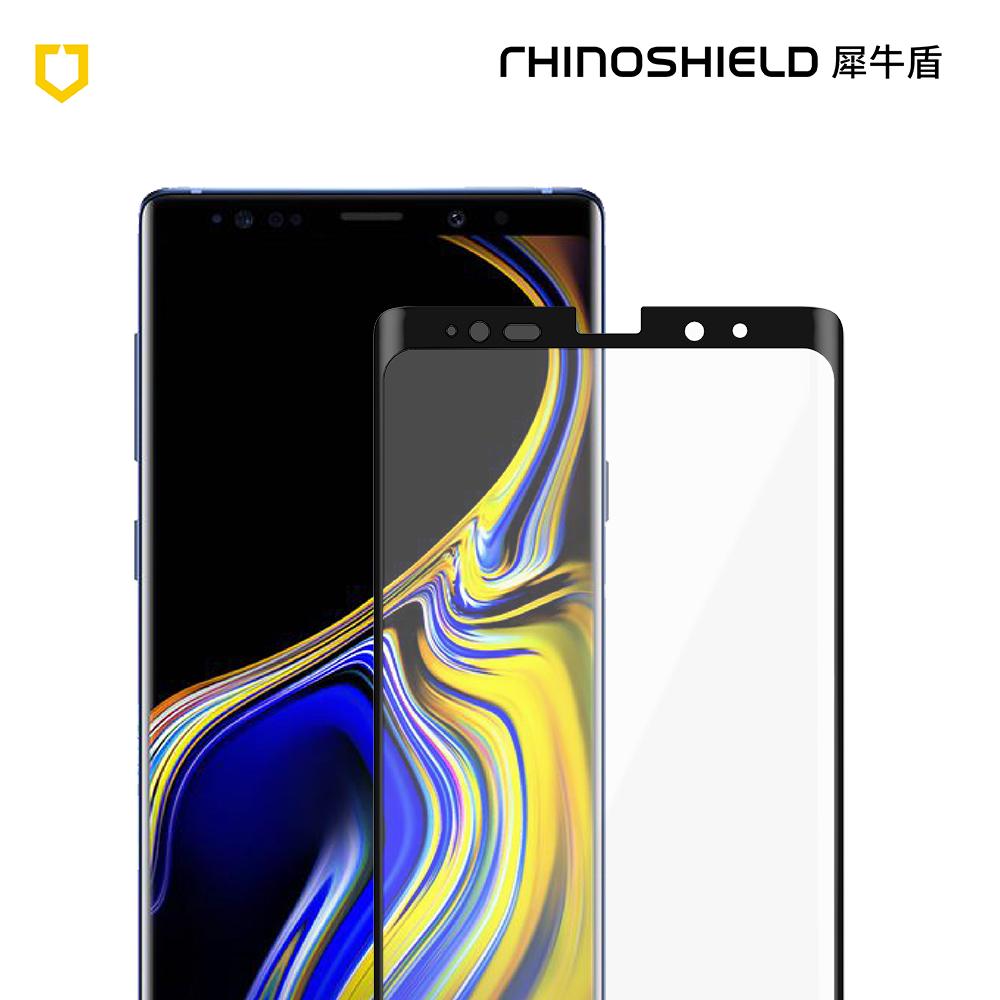 犀牛盾Samsung Note 9 9H 3D非滿版玻璃保護貼
