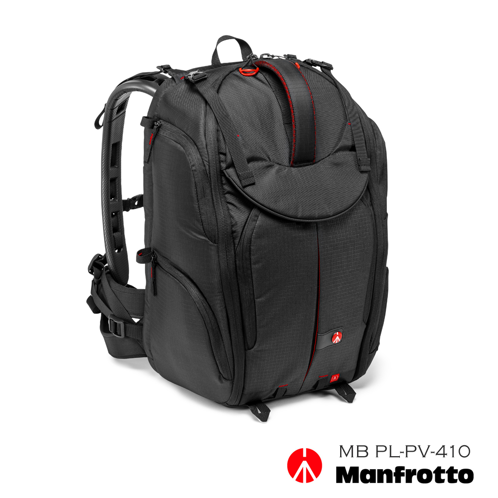 Manfrotto Pro-V-410 PL Video Backpack旗艦級獵豹雙肩包