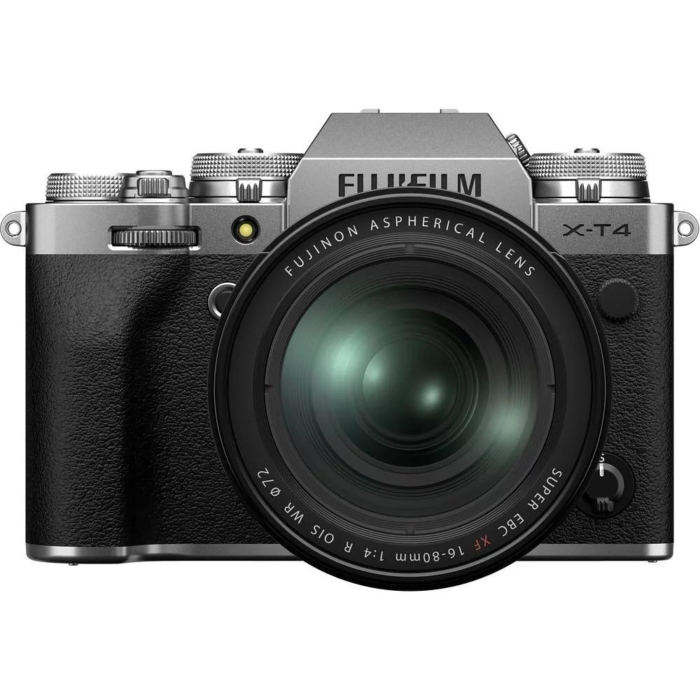 FUJIFILM X-T4 XF 16-80mm 變焦鏡組(公司貨)