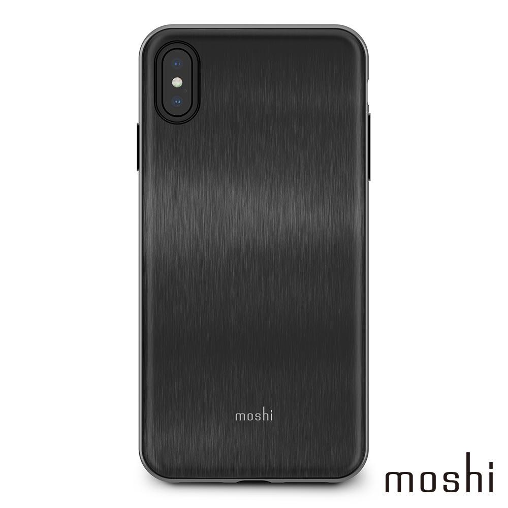 Moshi IGlaze for iPhone XS Max 風尚晶亮保護殼