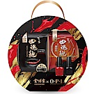OPIx金博家 限量聯名聖誕禮盒_蔥蔥回魂麵*6包 + 指甲油*2色