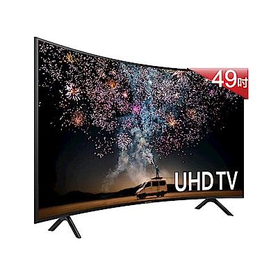 SAMSUNG三星 49吋 4K連網 曲面液晶電視 UA49RU7300WXZW