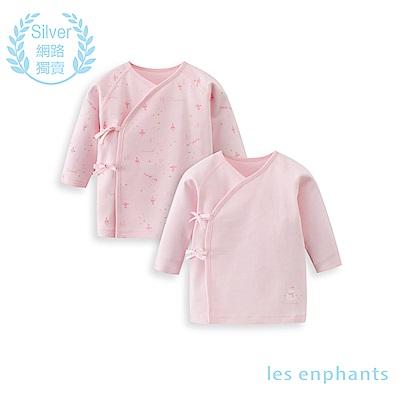 les enphants 精梳棉系列森林兩件組六條帶上衣(共2色)