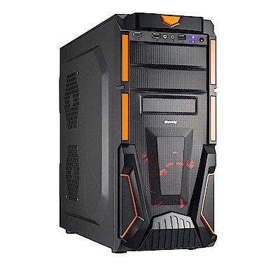 華碩B450平台 [ 豔陽雨神]R5六核RTX2060獨顯SSD電玩機