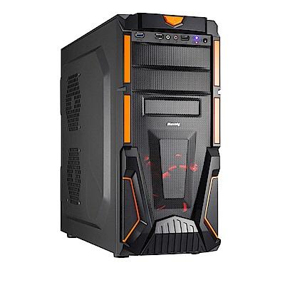 華碩B450平台 [ 豔陽星神]R5六核RTX2070獨顯SSD電玩機