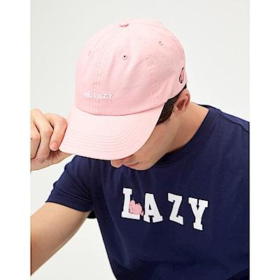 CACO-懶惰先生電繡帽-男【SMM014】