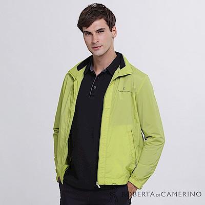 ROBERTA諾貝達  運動休閒 輕薄百搭 夾克外套 綠色