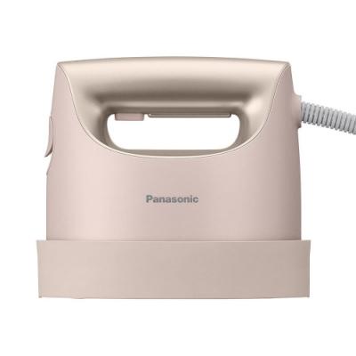 Panasonic 國際牌手持掛燙兩用蒸氣熨斗 NI-FS750-P (蜜粉金)