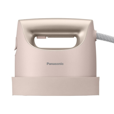 Panasonic 國際牌手持掛燙兩用蒸氣熨斗 NI-FS750-P粉