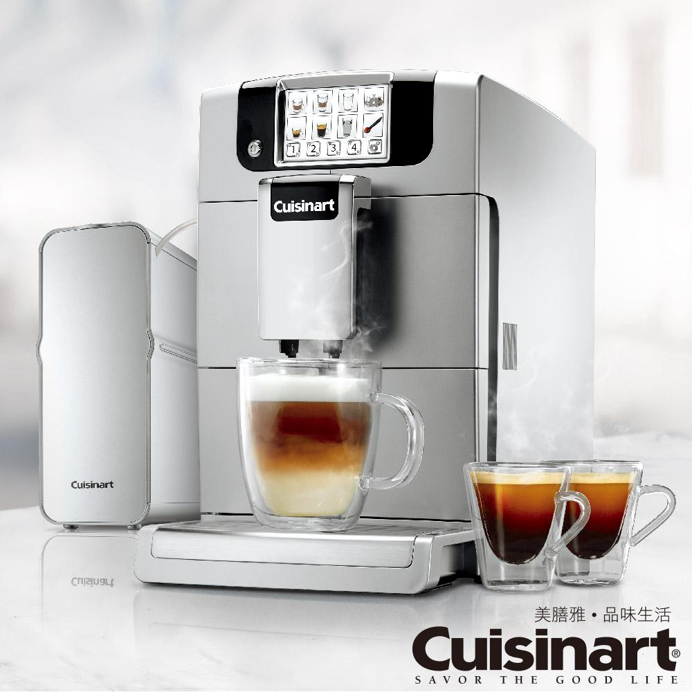 Cuisinart 全自動義式濃縮咖啡機 EM-1000TW