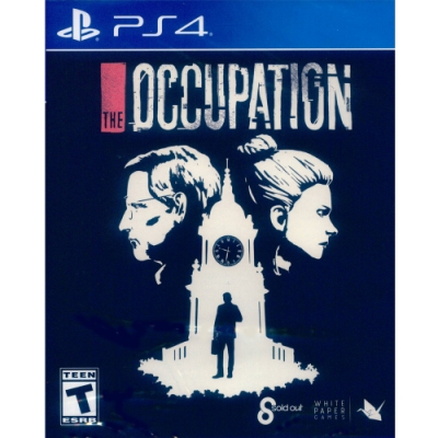 職業使命 The Occupation - PS4 英文美版