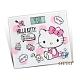 OTTO Hello Kitty 電子體重計-白色 product thumbnail 1