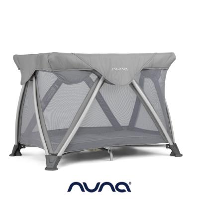 荷蘭nuna-SENA aire多功能嬰兒床(多色)+Sena專屬有機棉防潑水床罩