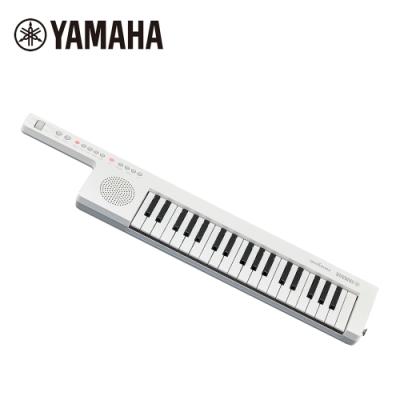 YAMAHA SHS300 WH 37鍵輕便攜帶型鍵盤 典雅白色款