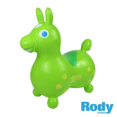 RODY跳跳馬-萊姆色(義大利原裝進口~寶寶騎乘玩具)