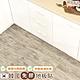 樂嫚妮 免膠科技地板地磚-韓國製-0.7坪-仿古木色-盒裝10片 product thumbnail 2