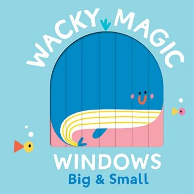 Wacky Magic Windows:Big & Small 百葉窗操作書:相反詞篇