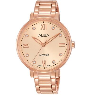 ALBA雅柏百搭潮流女錶(AP6641X1)
