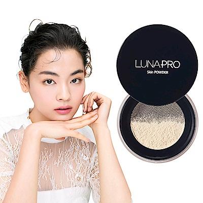 韓國LUNA 空氣感定妝蜜粉15g