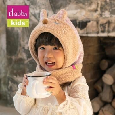 【DabbaKids】美國瓦拉圍脖帽-甜蜜夢境