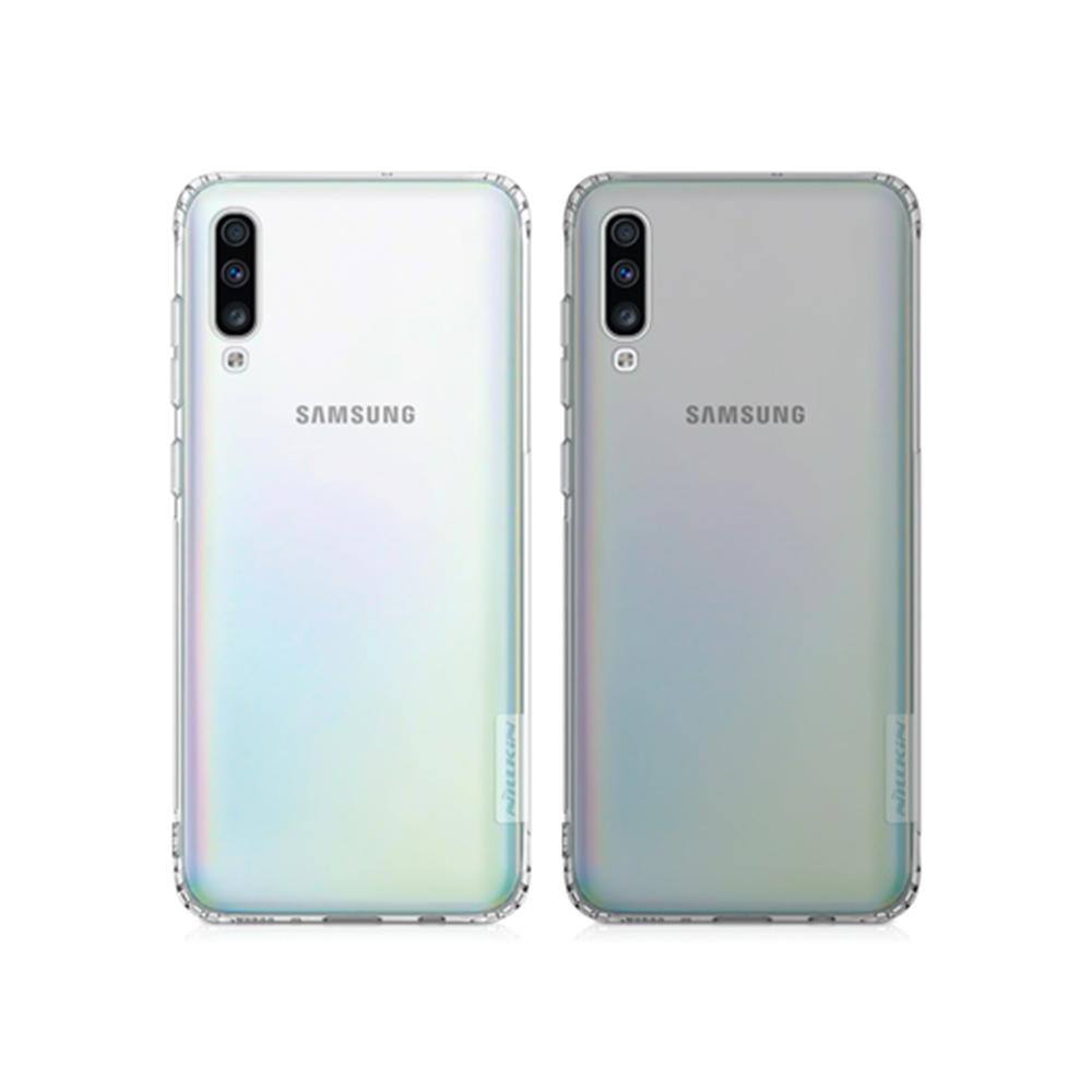 NILLKIN SAMSUNG Galaxy A70 本色TPU軟套