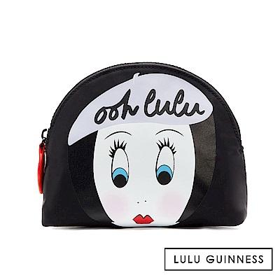 LULU GUINNESS OOH LULU 化妝包