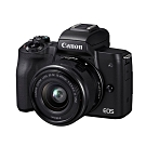Canon EOS M50 15-45mm IS STM 變焦鏡組(中文平輸)黑色