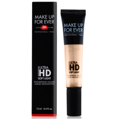 MAKE UP FOR EVER ULTRA HD超進化光采精華12ml#40玫瑰銅