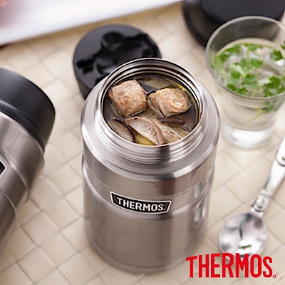膳魔師超大容量不鏽鋼保溫食物罐0.72L