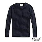 Roush 小麻花坑條設計針織毛衣(3色)