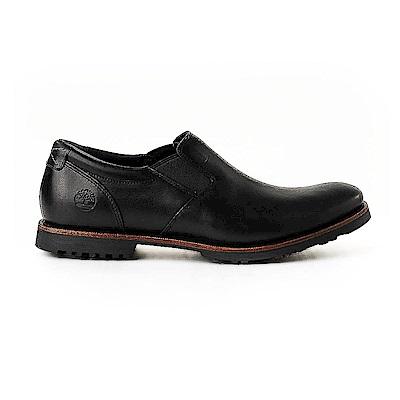 Timberland 男款黑色休閒鞋 | A1OSW015