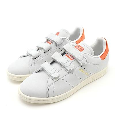 ADIDAS-女休閒鞋CQ2788-白橘
